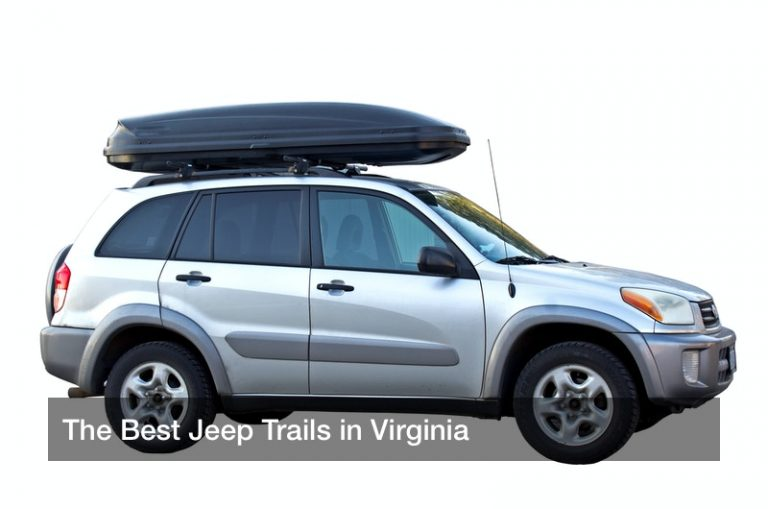 The Best Jeep Trails in Virginia