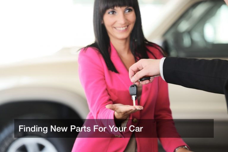 Finding New Parts For Your Car