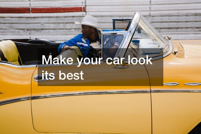 Taking Your Car to the Car Wash