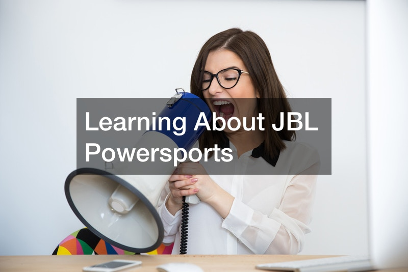 Learning About JBL Powersports