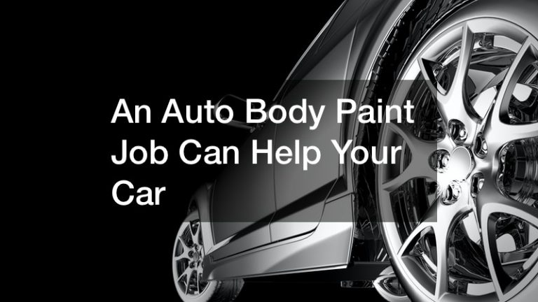 Car Looking Worse For The Wear After A Storm? An Auto Body Repair Shop Will Buff That Out For You